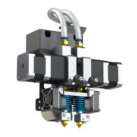 Buy 0.05mm Max Resolution CreatBot 3D Printer Dual Extruders Full Enclosed Metal at wholesale prices