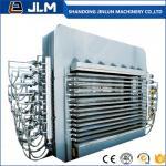 Quality china shandong jinlun HotPressMachineryForMakingPlywood for sale