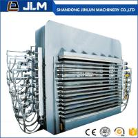 Quality hydraulic hot press machine used woodworking machinery for sale
