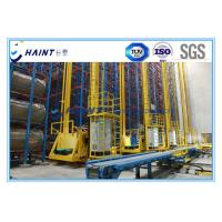 Quality Customized Color Automatic Storage Retrieval System Steel Structure Large Scale for sale
