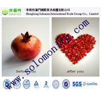 China 100% Natural Pomegranate Hull Extract With 90% Ellagic Acid Gray Powder on sale