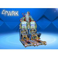 Quality 1 Player Coin Operated Bicycle Simulator / Bike Racing Game Machine For Kids for sale