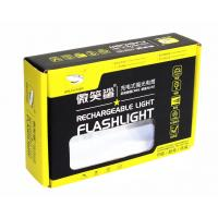 Quality Custom Printed Corrugated Boxes for Flashlight Packaging / Electric Torch Packaging for sale