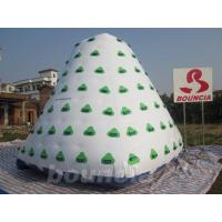 Quality Outdoor Commercial Grade PVC Tarpaulin Inflatable Iceberg For Water Park for sale