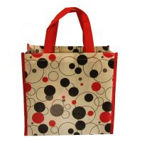 Quality non woven shopping handbag for sale