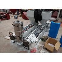 China Full Rotary Type PVC Film Blowing Machine Die Head Double Stations Winder on sale