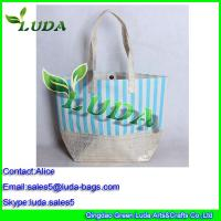 Quality straw beach bags online paper straw shoulder tote bag for sale