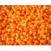 Quality Frozen Carrot Dices/wave Cuts/slices/strips for sale