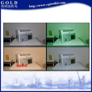 Quality High Precision Automatic Transformer Oil Tan Delta Tester for sale