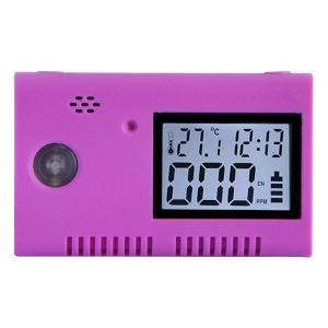 Quality EN50291 UL2034 USB Carbon Monoxide Alarm Detector for travellers for sale