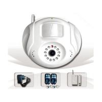 Quality waterproof security gsm mms alarm system  with wireless cameras for sale
