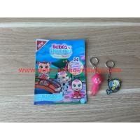 Quality Composite Packaging Plastic Bags For Children 'S Toys  ,  Cartoon  ,  Gift for sale