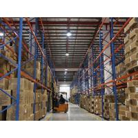 Quality Space Saving Steel Heavy Duty Pallet Racks Storage Adjustable Racking System for sale
