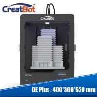 Buy cheap Digital Large Scale 3D Printer 590*430*780mm Dimension With Dual / Triple from wholesalers