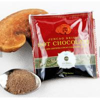 Quality hot selling Chinese herbal extract lingzhi  hot chocolate coffee ganoderma lingzhi coffee 3 in 1 instant coffee powder for sale