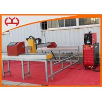 Quality CNC Mini Gantry / Table Automated Plasma Cutter With Arc Voltage Height Control for sale