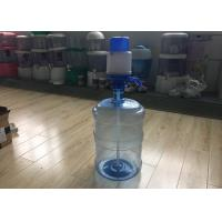 Quality Plastic Manual Drinking Water Hand Pump 5 Gallon Water Dispenser Pump No Toxic for sale
