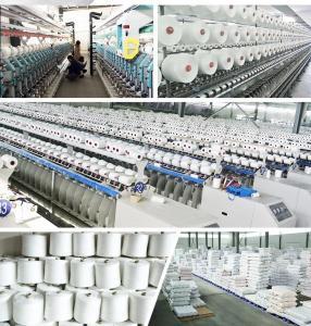 Quality USA pima cotton yarns for knitting or for weaving or for knitting for sale