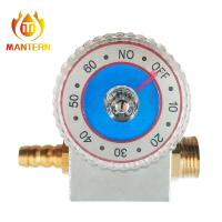 Quality Audio Alarm LPG Shut Off Cooking BBQ Gas Timer Valve for sale