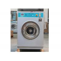 Spring Suspension Coin Operated Laundry Equipment 15kg Fully