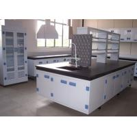 Quality Acid Proof Alkaline PP School Lab Furniture 1500 * 800 / 850 Mm Long Life Span for sale