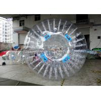 China Park Clear PVC Human Rolling Ball / Adults Water Walking Ball With CE on sale