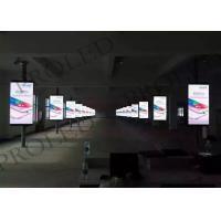 Quality High Brightness Outdoor Digital Signage Totem , Led Totem Stand Installation for sale