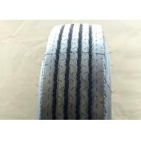 Tube Type Wide Base Tires Zigzag Shaped Sipes Design 8.25R20 TT ECE Approved