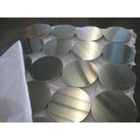 Buy cheap 1000 / 3000 Series 2mm Aluminum Circle Sheet With Bright Surface from wholesalers