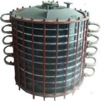 Quality Glass Lined Heat Exchanger equipped with the gasket with the thickness of 10MM for sale