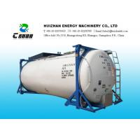 Quality UN No. 1969 Propane R290 Refrigerant Iso Tank For Eco friendly Gas Absorption Refrigerator for sale