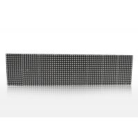 Quality High Resolution Dot Matrix LED Display Sign Board Two Coloured 5MM Pixels for sale