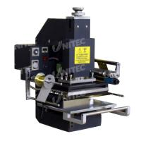 Quality Automatic Electric Hot Stamp Machine , Temperature Control Heat Stamp Machine for sale