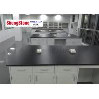 Quality Laboratory Engineering Phenolic Resin Table Top For Scientific Lab Furniture for sale