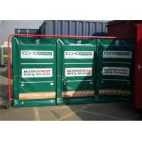 Quality 40dB noise absorption for Construction Site Temporary Sound Barriers for sale