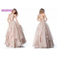 Quality Classic Two Pieces Prom Ball Gowns Puffy Quinceanera Big Ball Gown Wedding Dresses for sale