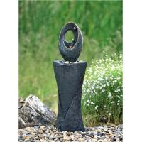 Buy cheap 39 Inches Torch Copper Garden Fountain For Home , OEM Acceptable from Wholesalers