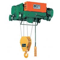 Quality Electric wire rope hoist for cranes for sale