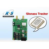 Quality Universal Vehicles GPRS / GPS Glonass Tracker Realtime GPS Tracker Built In Backup Battery for sale