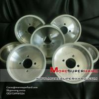 Quality ceramic diamond grinding wheel for carbide tools for sale