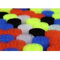 Quality 100% Virgin HDPE Material MBBR Bio Media 35*18mm Size FDA Certification for sale