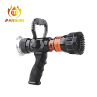 "Quality 2.5"" Jet Spray Selected Head 16 Bar Fire Fighting Nozzle for sale"