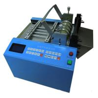 Quality Automatic Transparent silicone tube cutting machine LM-100S,automated fabric cutting machine for sale
