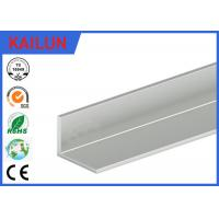 Quality 6000 Series Industrial Anodised Aluminium Angle , Aluminium Equal Angle 30 * 30 * 4 mm for sale