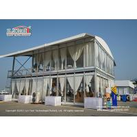 Buy cheap Large Temporary Outdoor Event Tents For Football Stadium Wind Loading 100km / from wholesalers