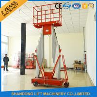 Quality Mini Light Weight Electric Truck Mounted Aerial Work Platforms1.4 * 0.6 mm Table Size for sale