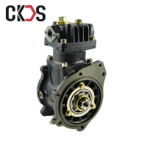 Quality 6D16 Engine Mitsubishi Fuso Truck ME037933 Air Brake Compressor Parts for sale