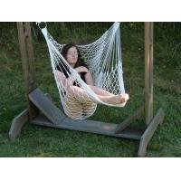 Quality patio hammock bed with cushion for sale