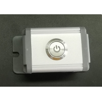 Quality Dustproof CE 16mm Ip67 Lighted Panel Mount Push Button Momentary Switch for sale