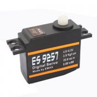 Quality EMAX 20g/ 2.5kg/ .05 sec Micro Servo ES9257 Servos For 450 Heli Rotor Tail for sale